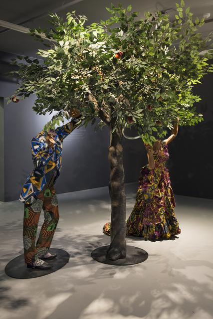 Yinka Shonibare CBE, 'Adam and Eve', 2013, Zeitz MOCAA