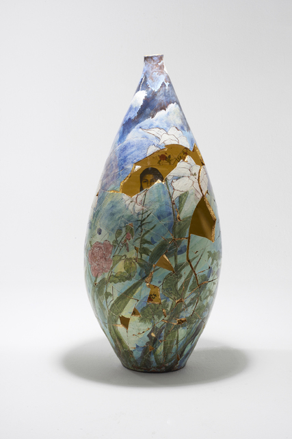 , 'Remembering Atefeh,' 2011, Zuleika Gallery