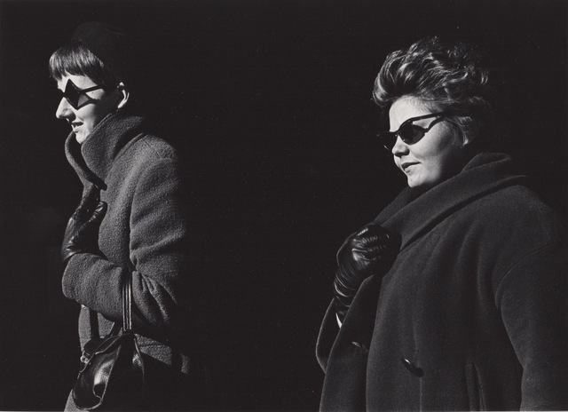 , 'Untitled (Two woman in sunglasses),' ca. c. 1970's, Robert Mann Gallery