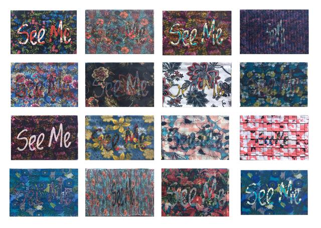 , '...for those who come to bear witness...,' 2018, Carolina Nitsch Contemporary Art
