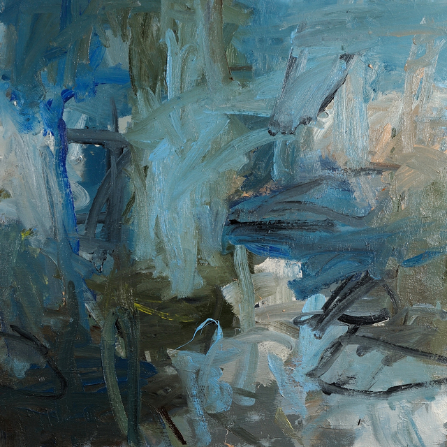 , 'Forest blue light,' 2015, Cadogan Contemporary