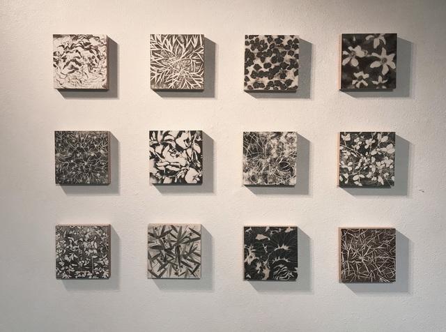 Karin Schminke, 'Garden Journal', Walker Fine Art
