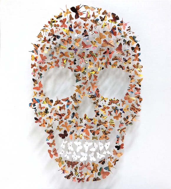 , 'The Devil Is On My Face ,' 2019, Samuel Owen Gallery