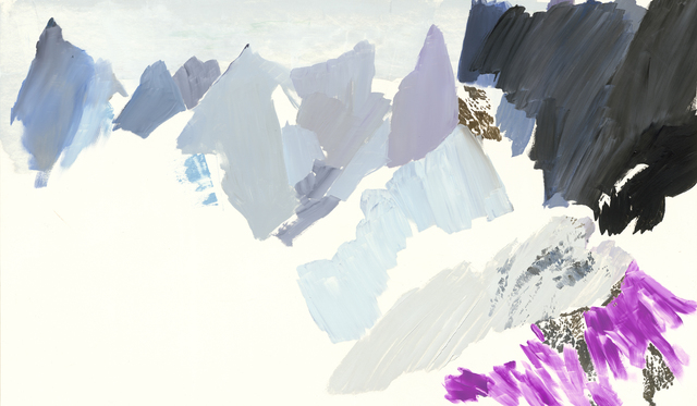 , 'Study of Landscape 58,' 2017, Aki Gallery