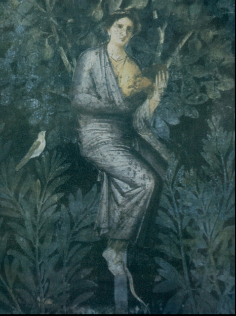 , 'Woman in Garden,' 2015, Panopticon Gallery