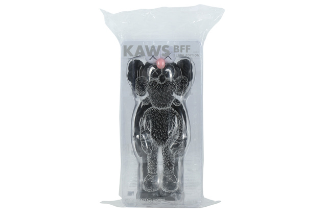 KAWS, 'Kaws BFF (Black Edition)', 2017, Chiswick Auctions