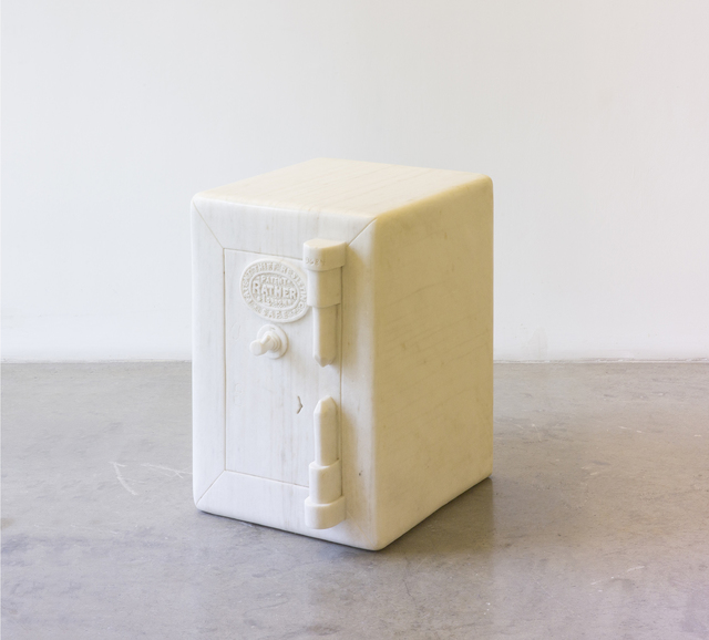 , 'White Marble,' 2015, HDM Gallery