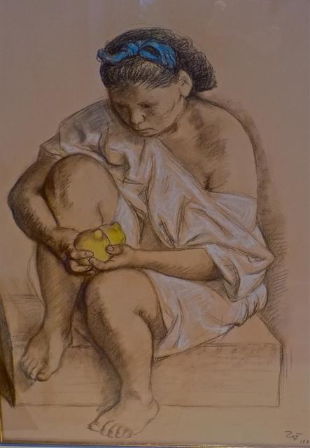 , 'Joven con Limones,' 1982, Stern Fine Art