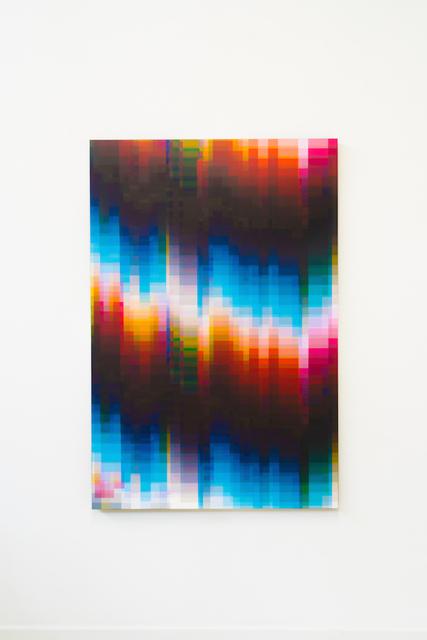 , 'CHROMADYNAMICA 69,' 2018, Joshua Liner Gallery