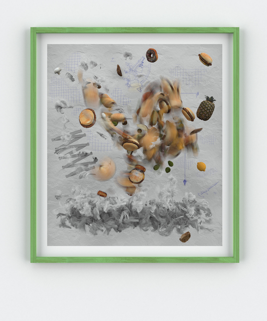 , 'The Big Battuta,' 2018, Falko Alexander
