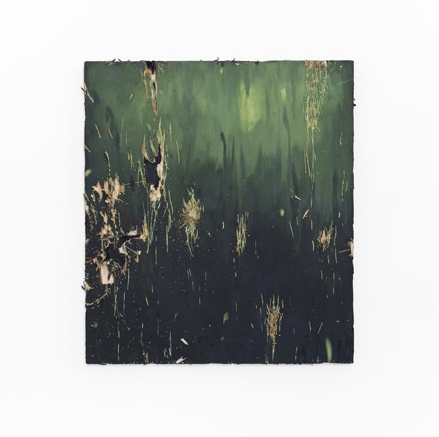 , 'Hewn II,' 2017, SMAC ART GALLERY
