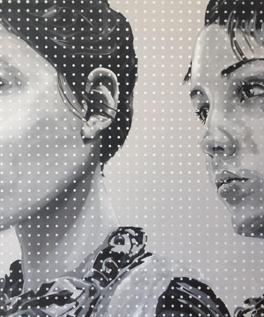 , 'Double Portrait,' 2017, parts gallery