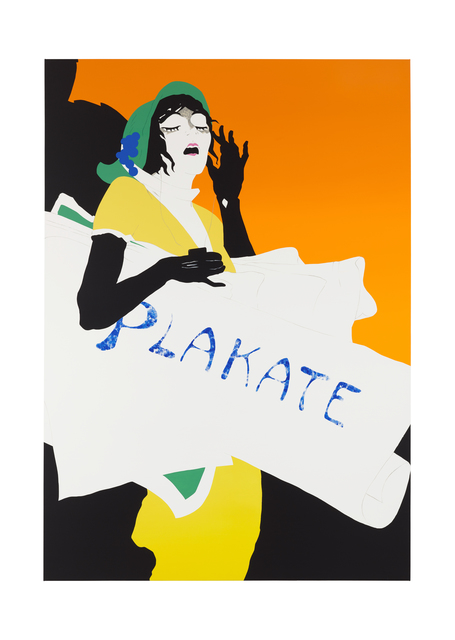 , 'Plakate,' 18, GRIMM