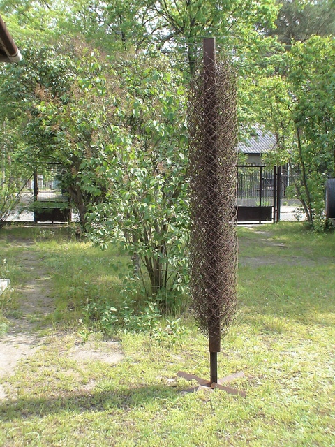 , 'Metalic wire,' 2007, Galería Juana de Aizpuru