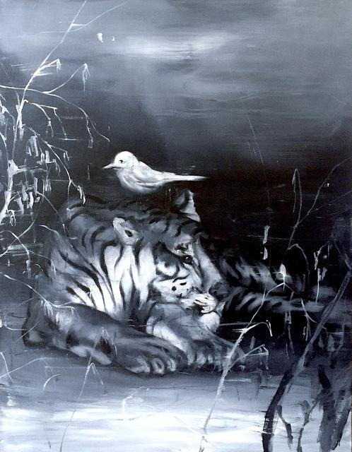 , 'Tigre IV,' 2018, Mazel Galerie