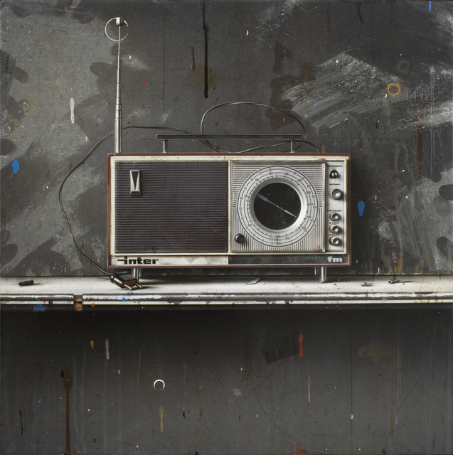 , 'Bodegón con Radio Inter (Still Life with Radio Inter),' 2014, Forum Gallery