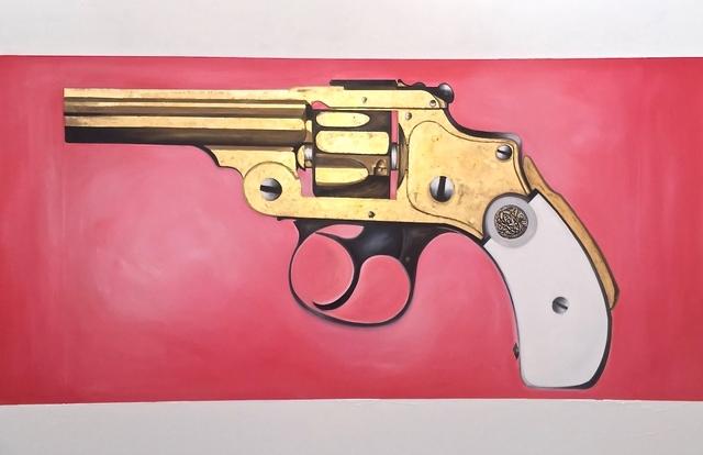 , 'Gun,' 2016, Impact Art Gallery