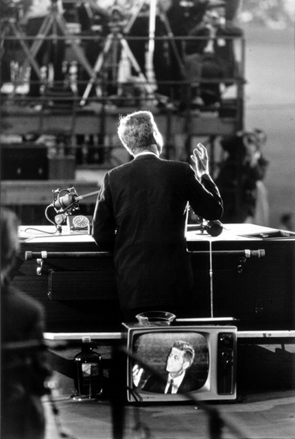 , 'Democratic National Convention, Los Angeles (JFK),' 1960, Pace/MacGill Gallery