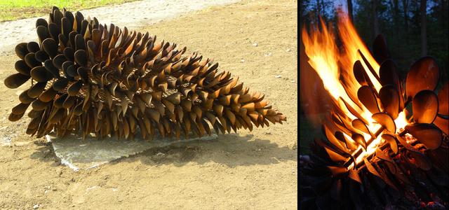 , 'Fire Cone,' , Oeno Gallery