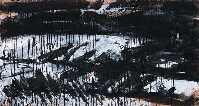 , 'Aleshki village,' 2018, Krokin Gallery