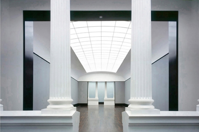 Reinhard Gorner, 'Hall with Columns, Old National Gallery, Berlin', 2001, Undercurrent Projects