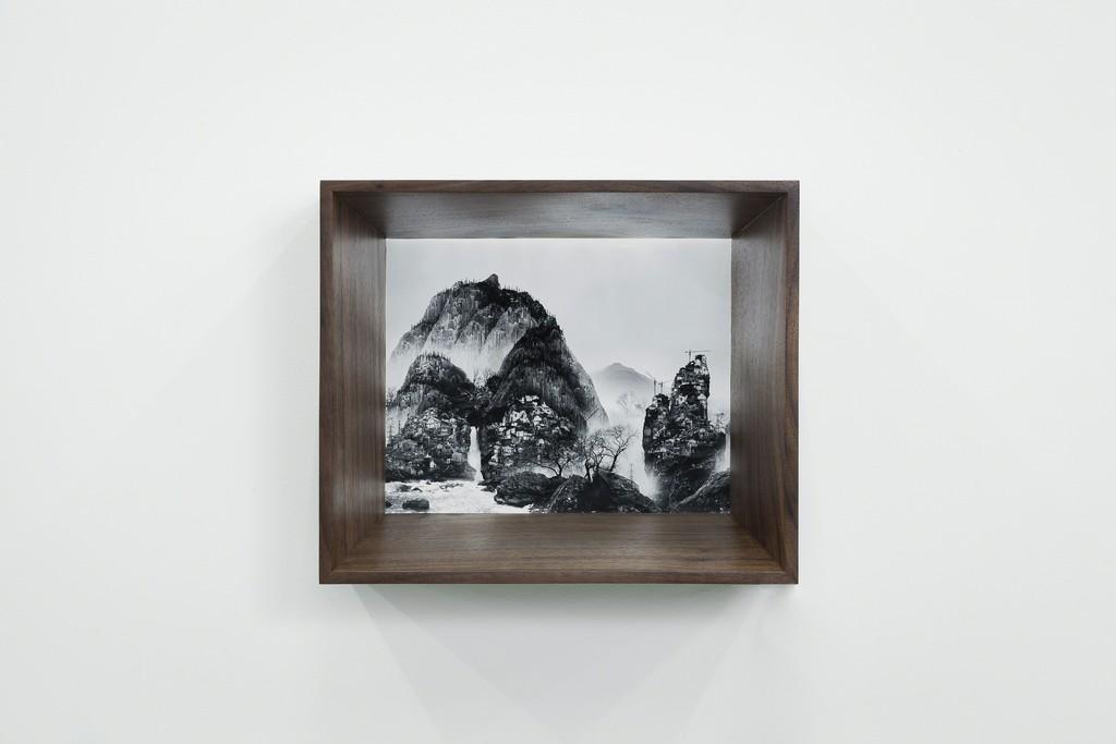 Yang Yongliang, Time Immemorial, Galerie Paris-Beijing