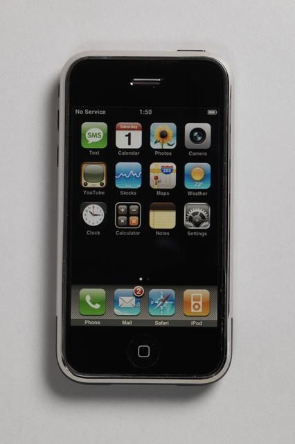 Jonathan Ive, 'iPhone', 2007, Cooper Hewitt, Smithsonian Design Museum