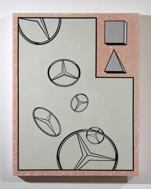 , 'Mercedes and Solids ,' 2019, UNION Gallery