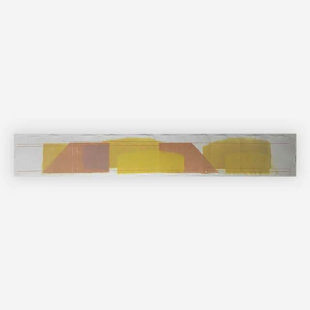 Antonio Freiles, 'Abstract Landscape', 1983, Capsule Gallery Auction