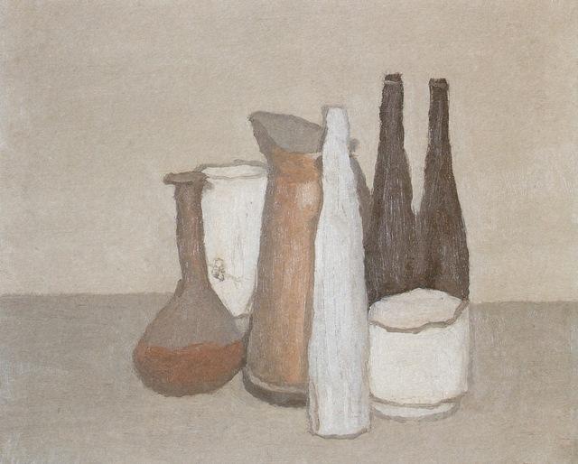 , 'Natura morta,' 1950, Galleria d'Arte Maggiore G.A.M.