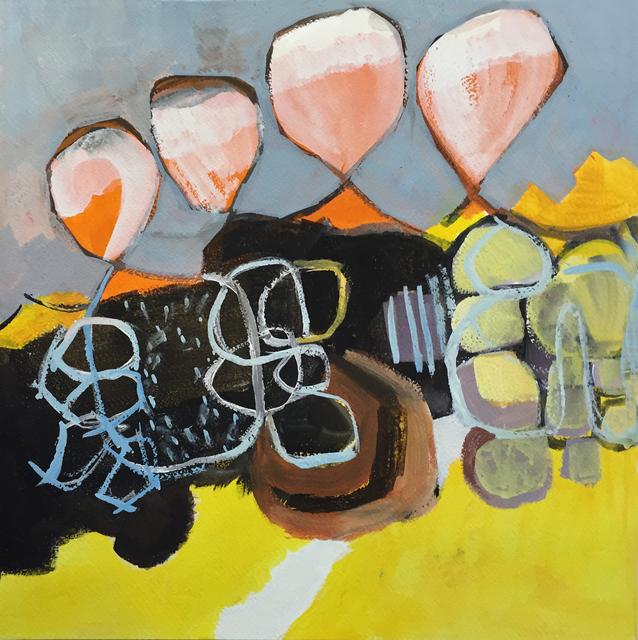 , 'Sometimes a Wave,' 2017, John Davis Gallery