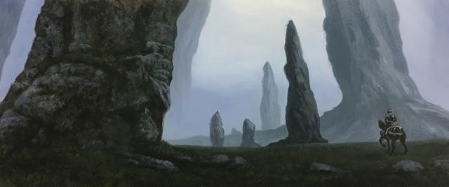 , 'Knight's Quest,' 2018, IX Gallery