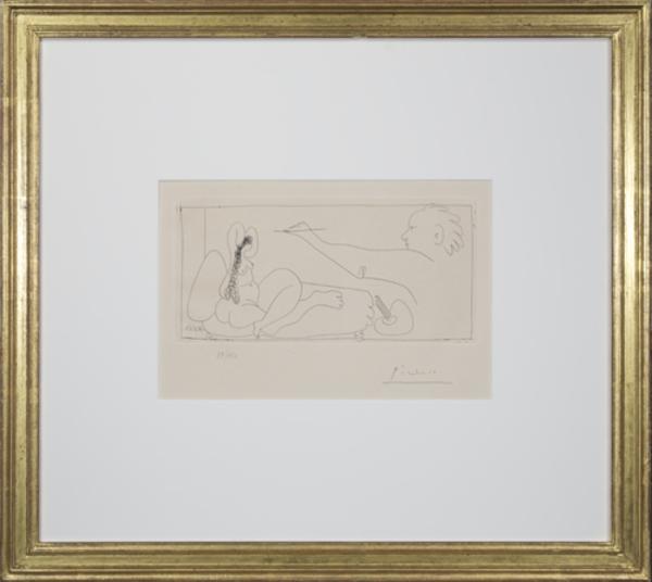 , 'Les Dames de Mougins,' November 1963, David Barnett Gallery