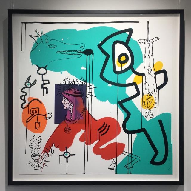 , 'Apocalypse No. 9,' 1988, Joseph Fine Art LONDON