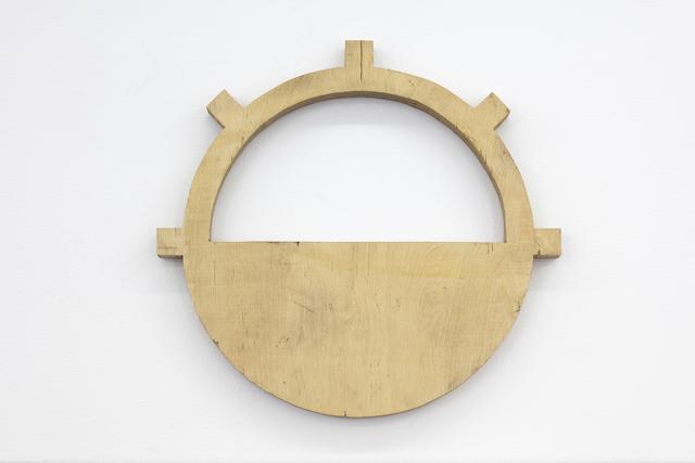 , 'From the installation/series Merkintöjä (Marks),' 1988, Galerie Anhava