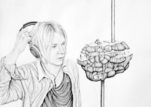 , 'Encounter II,' 2015, Kolja Kramer Fine Arts