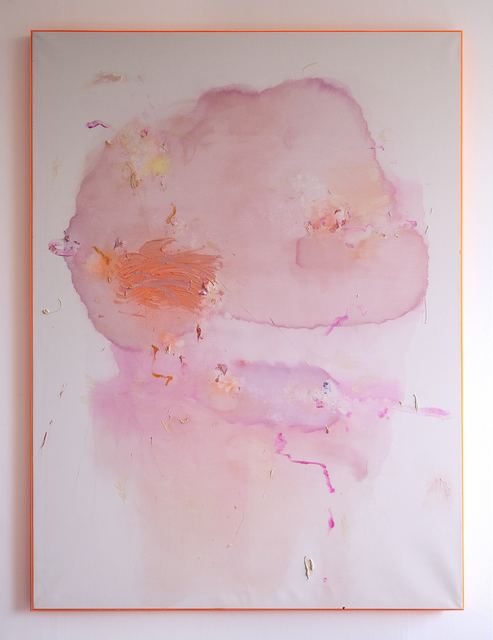 , 'Gasping,' 2017, Galerie Kandlhofer