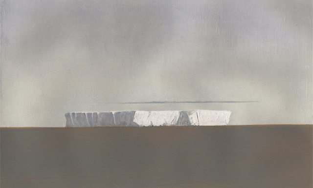 John Kelly (b.1965), 'Table Top Berg', 2014, Print, Carborundum, Stoney Road Press