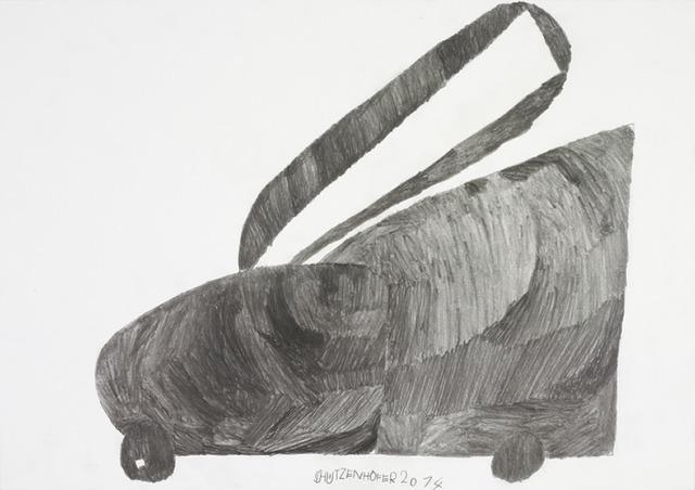 , 'Lawn Mower,' 2014, Ricco/Maresca Gallery