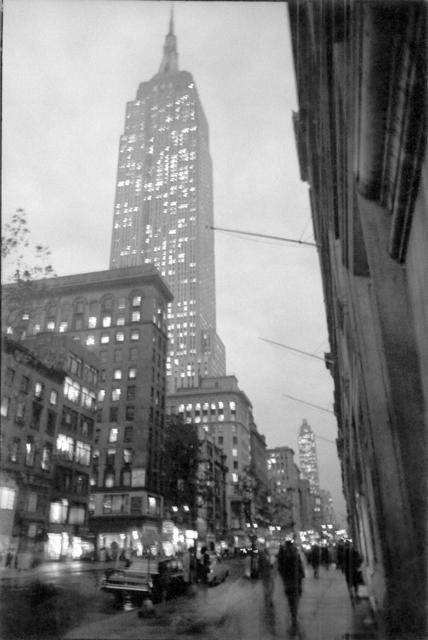 , 'Fifth Avenue, New York, October,' 1963, Robert Mann Gallery