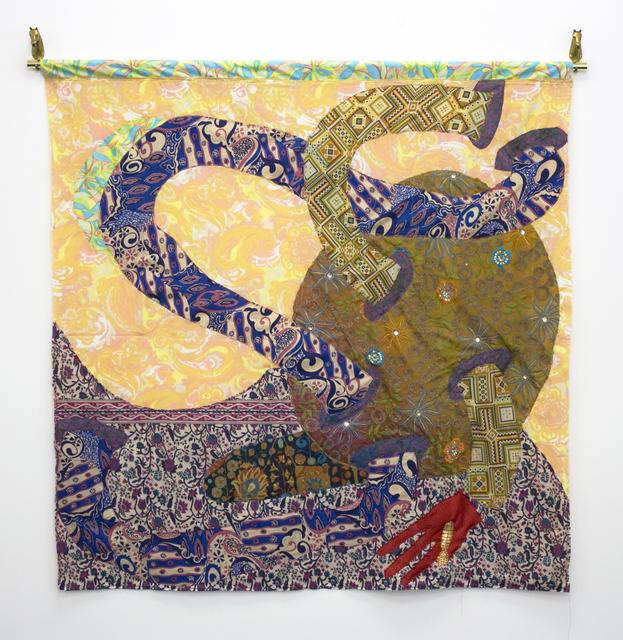 Tim Zercie, 'Hittin that Hippocampus Haze', 2016, Barney Savage Gallery