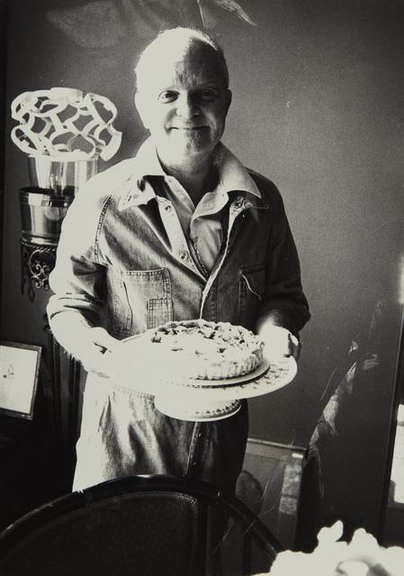 Andy Warhol, 'Truman Capote', circa 1978, Photography, Gelatin silver print, Phillips