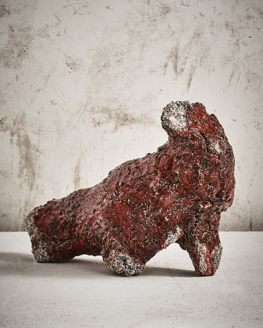 , 'Red Form,' 2013, Jason Jacques Gallery