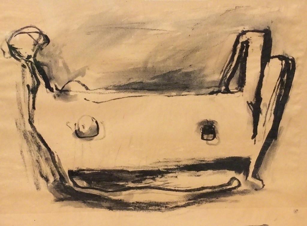 Kenneth Armitage u0027Reclining Figureu0027 Jenna Burlingham Fine Art  sc 1 st  Artsy & Kenneth Armitage | Reclining Figure | Available for Sale | Artsy islam-shia.org