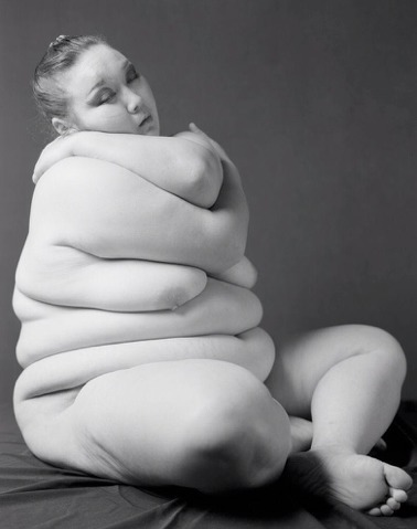 , 'A Fat Woman,' 2008, Klein Sun Gallery