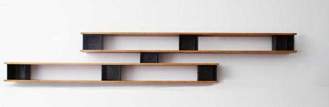 """, '""""Nuage""""wall shelving, Comando,' ca. 1956, Magen H Gallery"""