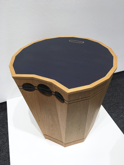 , 'Speaktable (midnight blue),' 2014, Gallery NAGA