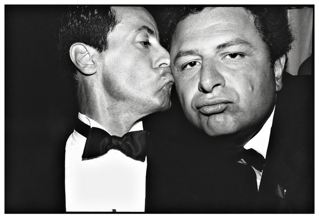 , 'Sylvester Stallone and Jean Pigozzi, Cannes, France, 1993,' 1993, Gagosian