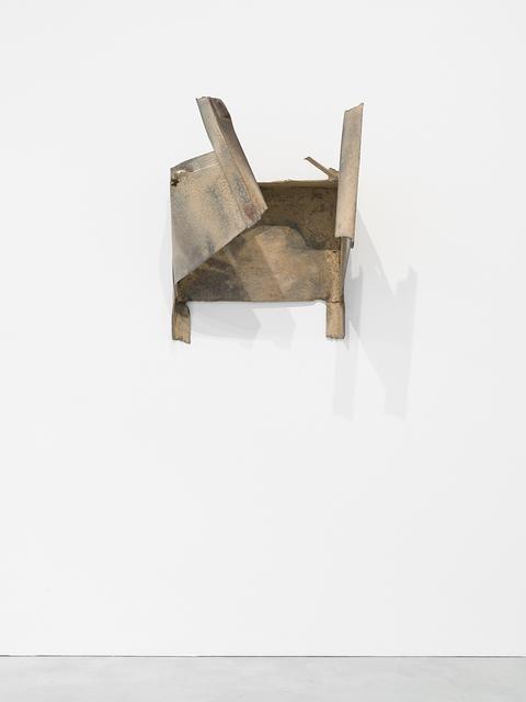 , 'Oben raus, hinten rüber,' 2017, Galerie Nordenhake