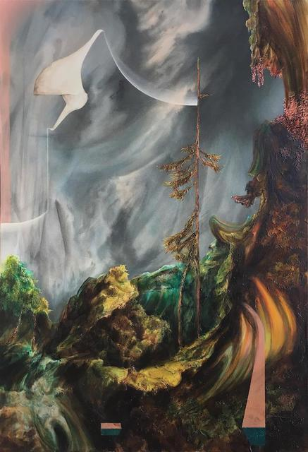 , 'Pilgrims I,' 2018, Gallery Wendi Norris